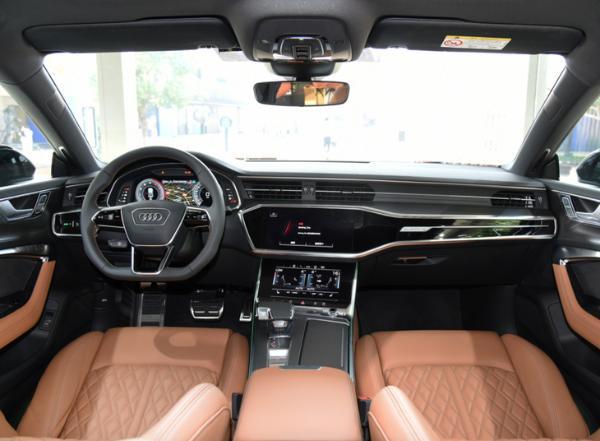 奥迪A7L将于9月26日预售 上汽奥迪首款国产车型