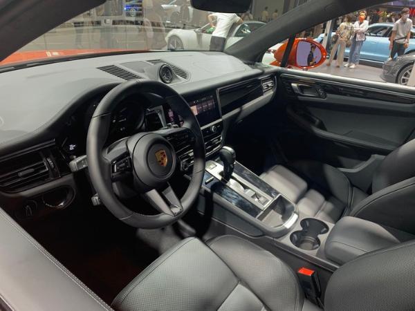 新款保时捷Macan S首发亮相 搭载2.9T发动机 售价68.8万元