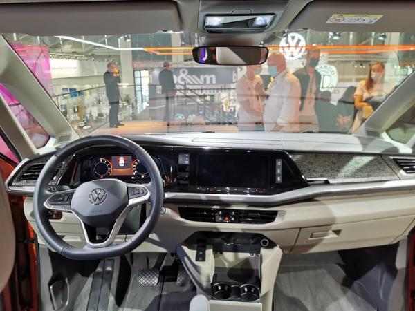 2021慕尼黑车展:大众全新迈特威首发亮相