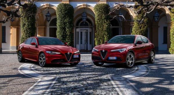 阿尔法·罗密欧限量版车型官图发布 仅供意大利市场 无缘入华