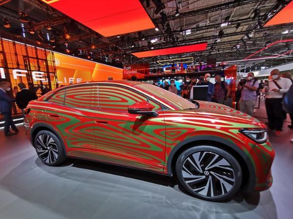 2021慕尼黑车展:大众ID.5 GTX首发亮相