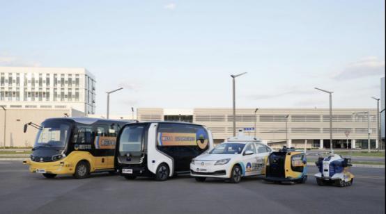 蘑菇车联开启快速复制 城市级自动驾驶方案再落鹤壁
