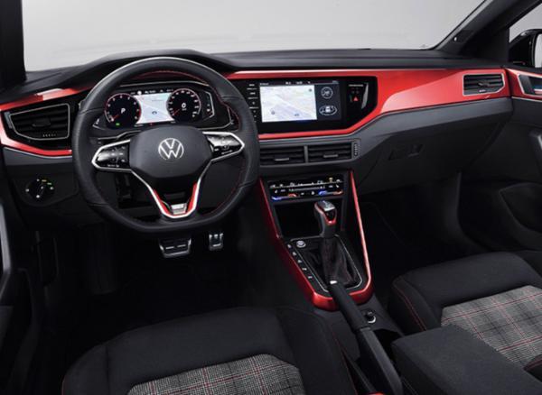 换装2.0T发动机,新款大众Polo GTI亮相慕尼黑车展