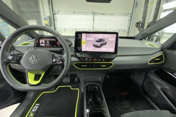 搭双电机+四驱系统,大众ID.3 GTX预计将于明年投产上市