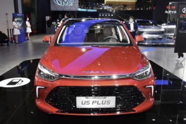 北京U5 PLUS将于9月23日正式上市 提供两种动力可选