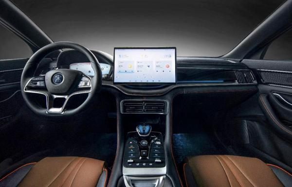纯电续航100km,比亚迪宋PLUS DM-i AWD公布售价