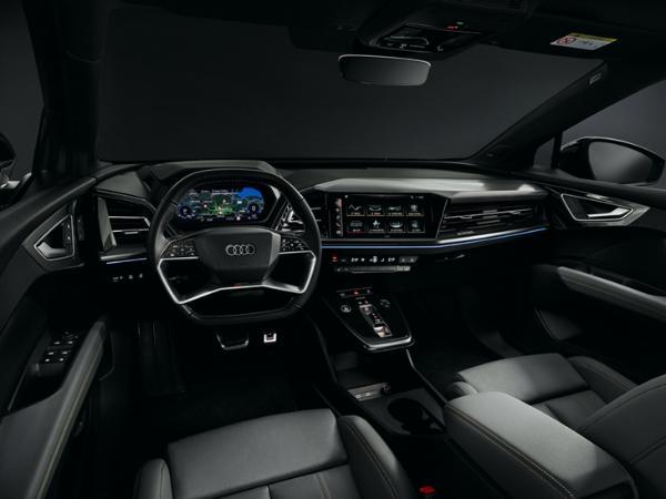 2021慕尼黑车展:奥迪Q4 e-tron Sportback亮相