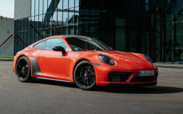 3.3秒破百,新款保时捷911 Carrera 4 GTS官图发布