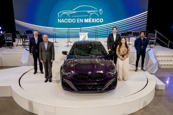 全新宝马2系Coupe量产下线 未来将由墨西哥工厂生产