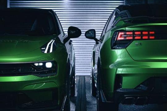 领克05 +最新消息 9月30日开启预售 +系列第二款车型