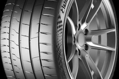 大陆集团推出全新SportContact 7轮胎系列 采用不对称的自适应胎面设计