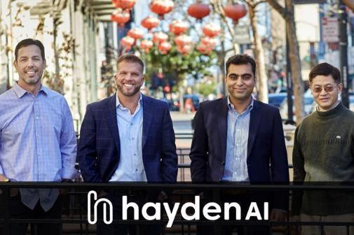 Hayden AI在A轮融资中筹集2000万美元 用于扩展自动交通管理平台