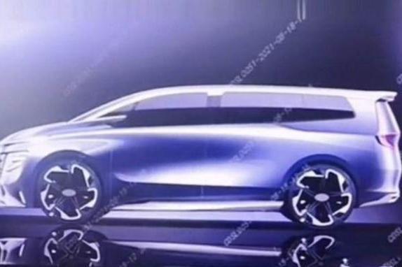 全新星途VM设计草图曝光 对标广汽传祺M8等车型