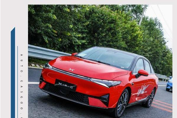 试驾小鹏P5:全球首台搭载激光雷达的电动车