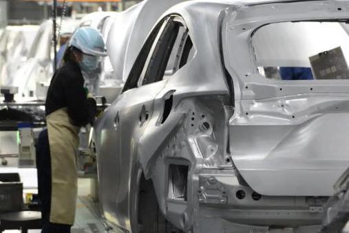 零部件短缺,日本车企本财年将减产逾百万辆