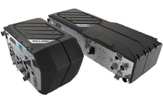 巴拉德推出重型电源模块FCmove-HD+ 尺寸更小却更高效
