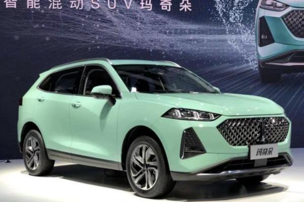 2021天津车展:全新WEY玛奇朵正式上市 起售价14.58万元