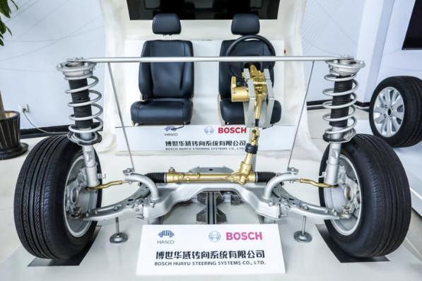 提供豪车级舒适及操控体验,解读荣威iMAX8转向系统及减振器技术
