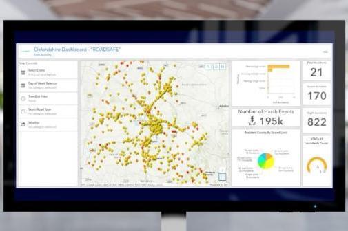 """福特推出""""RoadSafe""""仪表板 使用互联汽车技术帮助驾驶员避开高风险地区"""