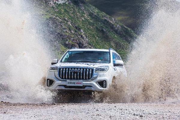 哈弗H9-2022款全能进阶 展智能硬派全地形SUV魅力