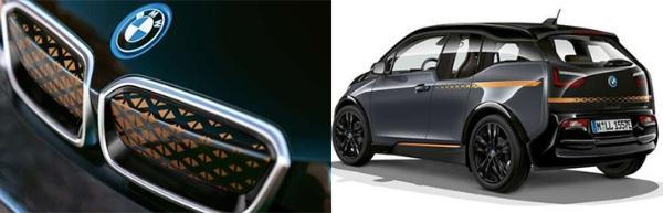 宝马i3特别版车型官图 限量发售2000辆