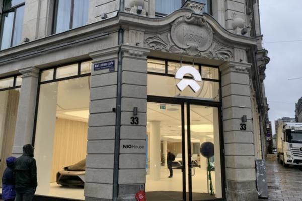 蔚来ES8挪威正式上市 售价约合人民币44.96万元起