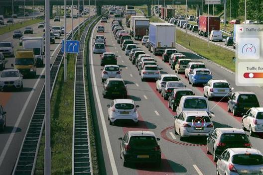 HERE推出全新高级实时交通服务 提高出行效率