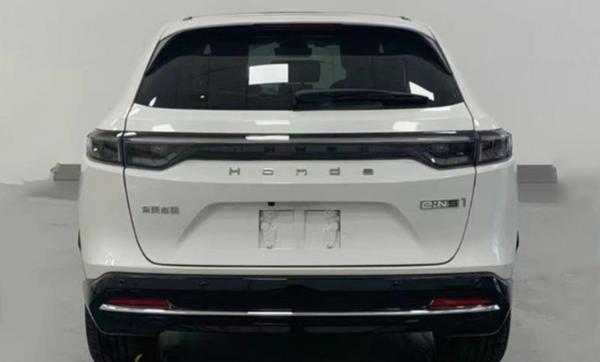 东风本田全新纯电SUV实拍图曝光 起售价或将为16万元左右