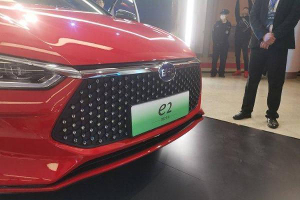比亚迪e2新增车型正式上市 售价8.98万元 续航301km