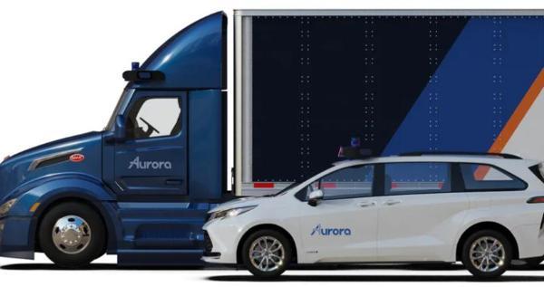黑科技,Aurora,自动驾驶服务