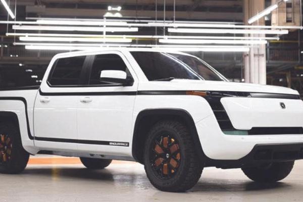 电动卡车制造商Lordstown Motors任命新CFO