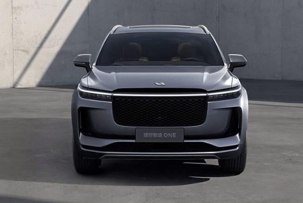 理想汽车9月销量公布 同比增长102.5%