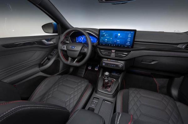中期改款福特福克斯官图发布 还是三缸 销量注定凉凉?