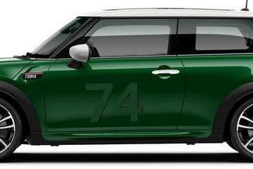 全球限量740台,MINI JCW纪念版车型接受订购