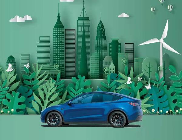 电动汽车,特斯拉,马斯克碳税,马斯克二氧化碳排放税,电动汽车可持续发展