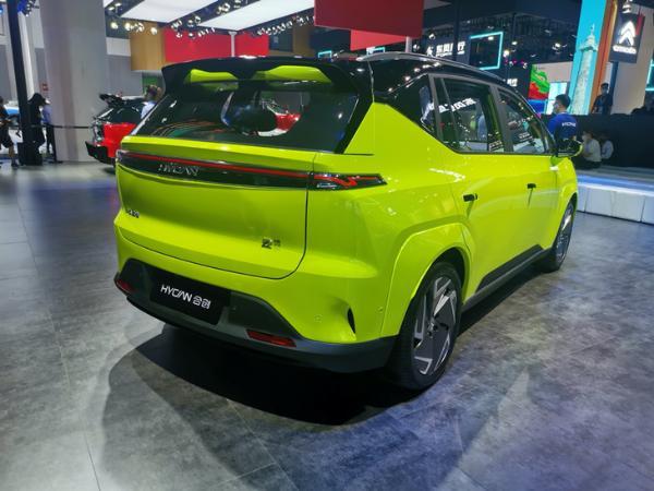 合创Z03将于10月18日上市 3款车型 预售13万元起