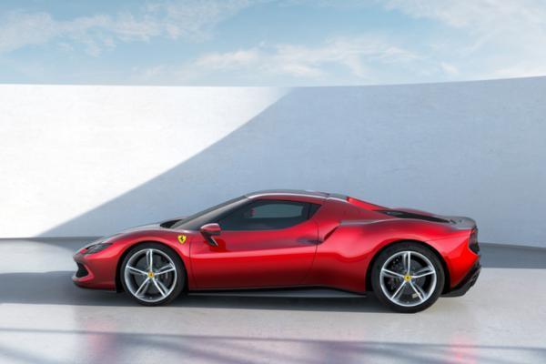 法拉利296 GTB明日国内上市 年底开启全球交付
