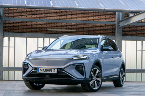 MARVEL R登陆欧洲市场 起售价39990欧元