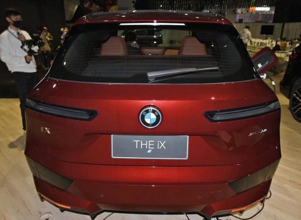 最长续航630km,全新宝马iX将于广州车展上市