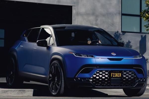 Fisker将在英国开发两款高端电动汽车