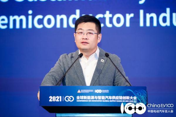 蔚来潘昱:车企应与国内半导体企业建立完整的良性循环