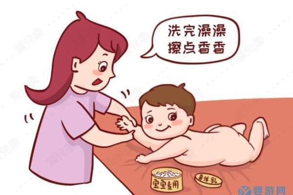 秋天给宝宝洗澡的注意事项有哪些