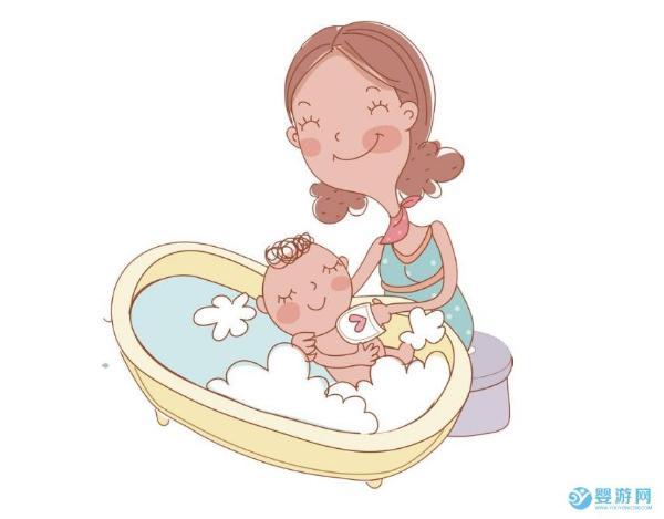 秋季宝宝洗澡需要注意的问题