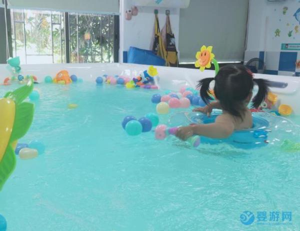 为什么宝宝游泳一定要坚持