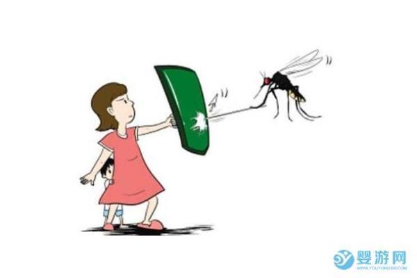 秋天的蚊子猛如虎,家长应该这样保护好孩子