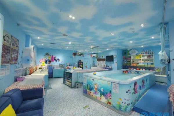 珠海小脚丫母婴护理中心的婴幼儿游泳怎么样