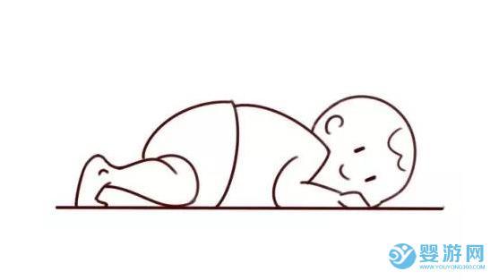 新生儿俯趴训练