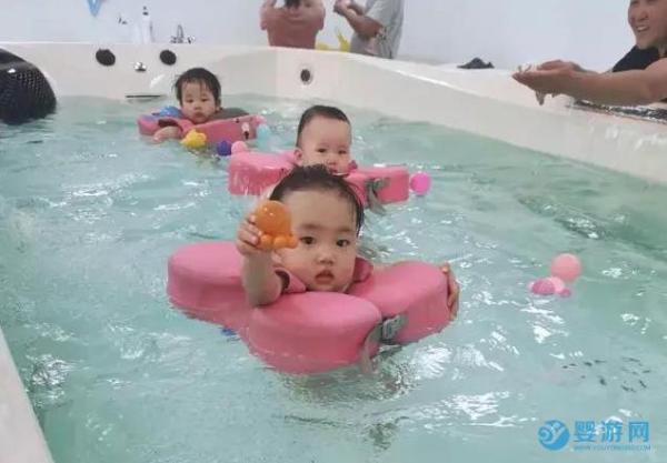 宝宝游泳后有哪些变化