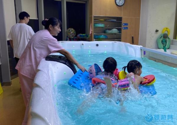 婴儿游泳馆安全性有保障