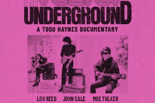 托德·海恩斯执导纪录片《地下丝绒》发正式预告 复古风海报也吸睛